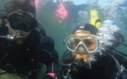5 ways to stop your dive mask leaking