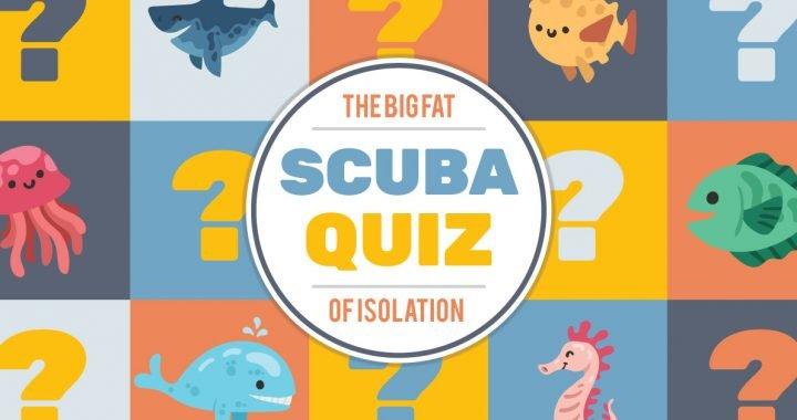 The Big Fat Scuba Quiz Of Isolation