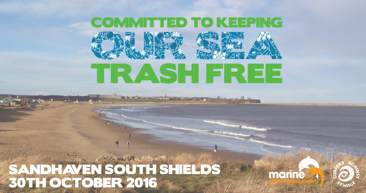 South Shields Beach Clean Up featured in the South Shields Gazette