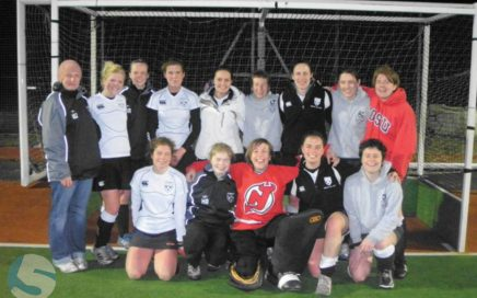 Newcastle Ladies 1st Hockey Team