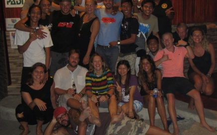 B&J Diving Centre crew is like a little family