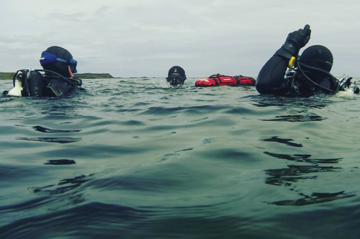 Starting the levels of PADI certification