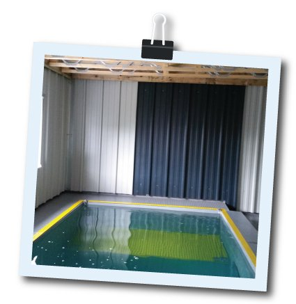Training Tank Dive Facility Hire