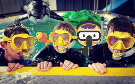 The Fifth Point Diving Centre's Kids Club