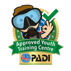 approved PADI training centre