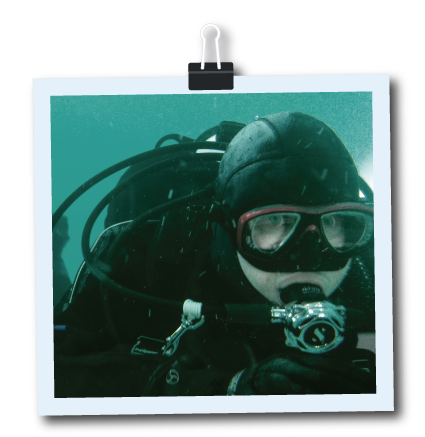 PADI Dry Suit Diver Specialty