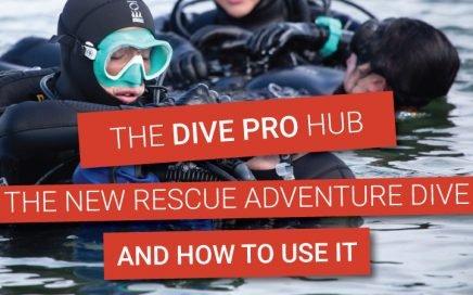 The new PADI Rescue Adventure Dive