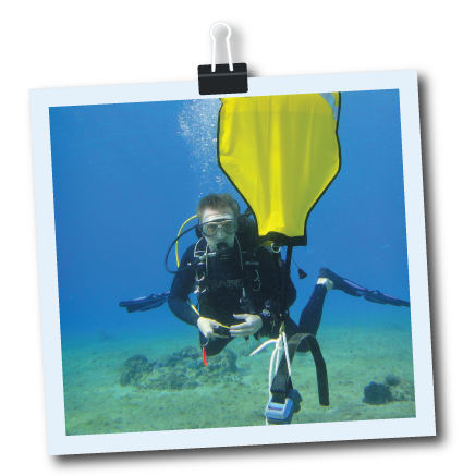 PADI Search and Recovery Diver Specialty