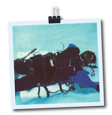 PADI Sidemount Diver Specialty