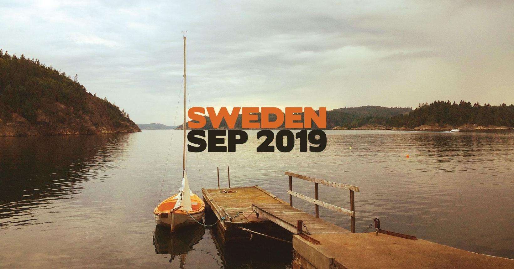 scuba diving in sweden