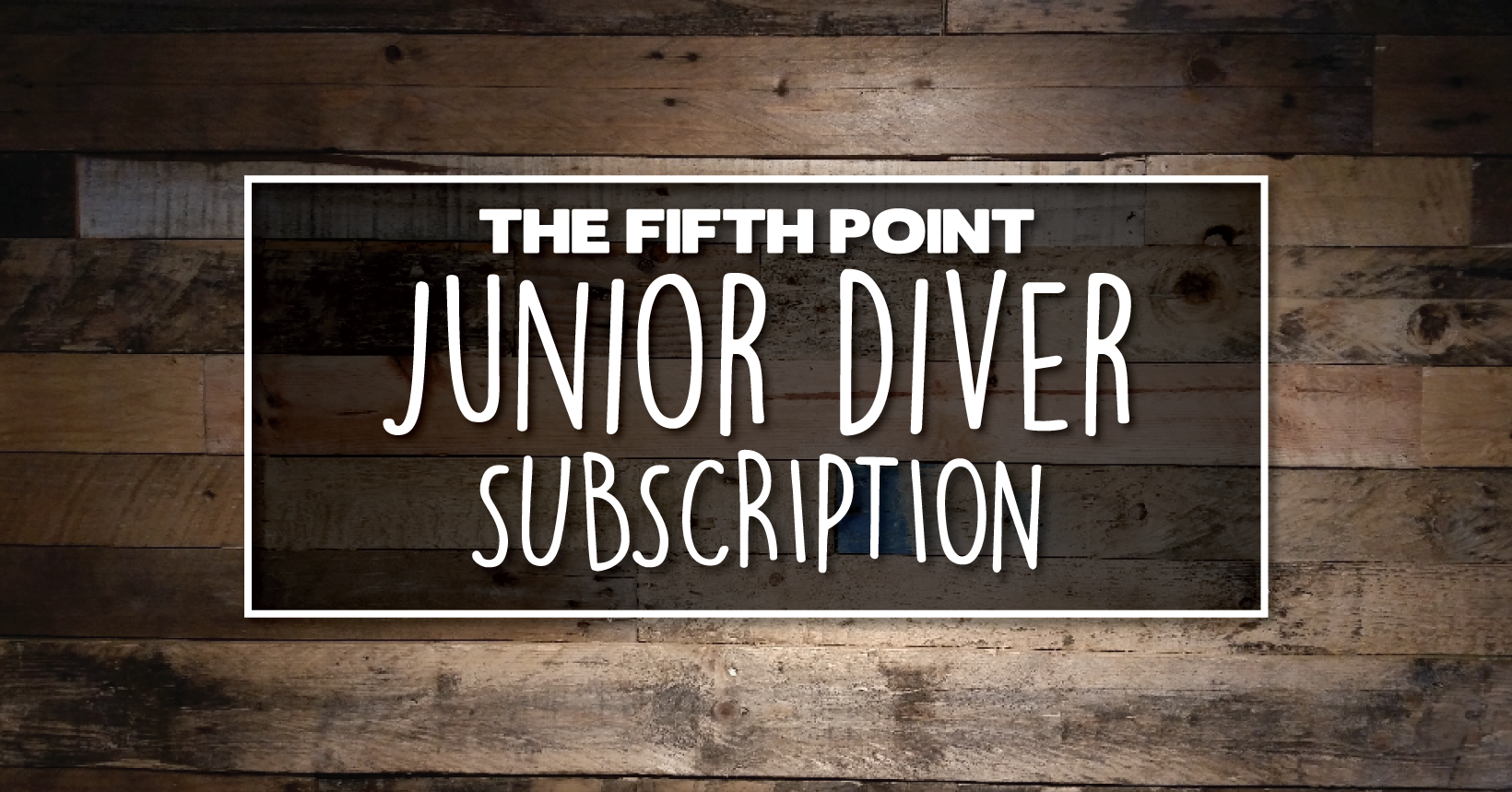 junior scuba diving subscription