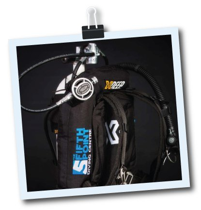 free scuba equipment rental service